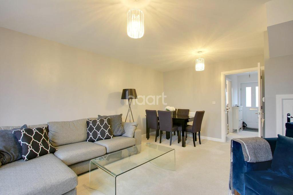 2 Bedrooms Terraced House for sale in Bamboo Crescent, Braintree