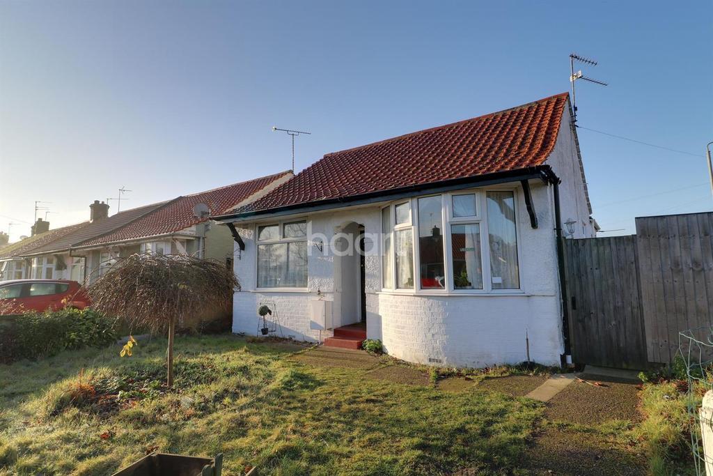 2 Bedrooms Bungalow for sale in Kirkley Run, Lowestoft