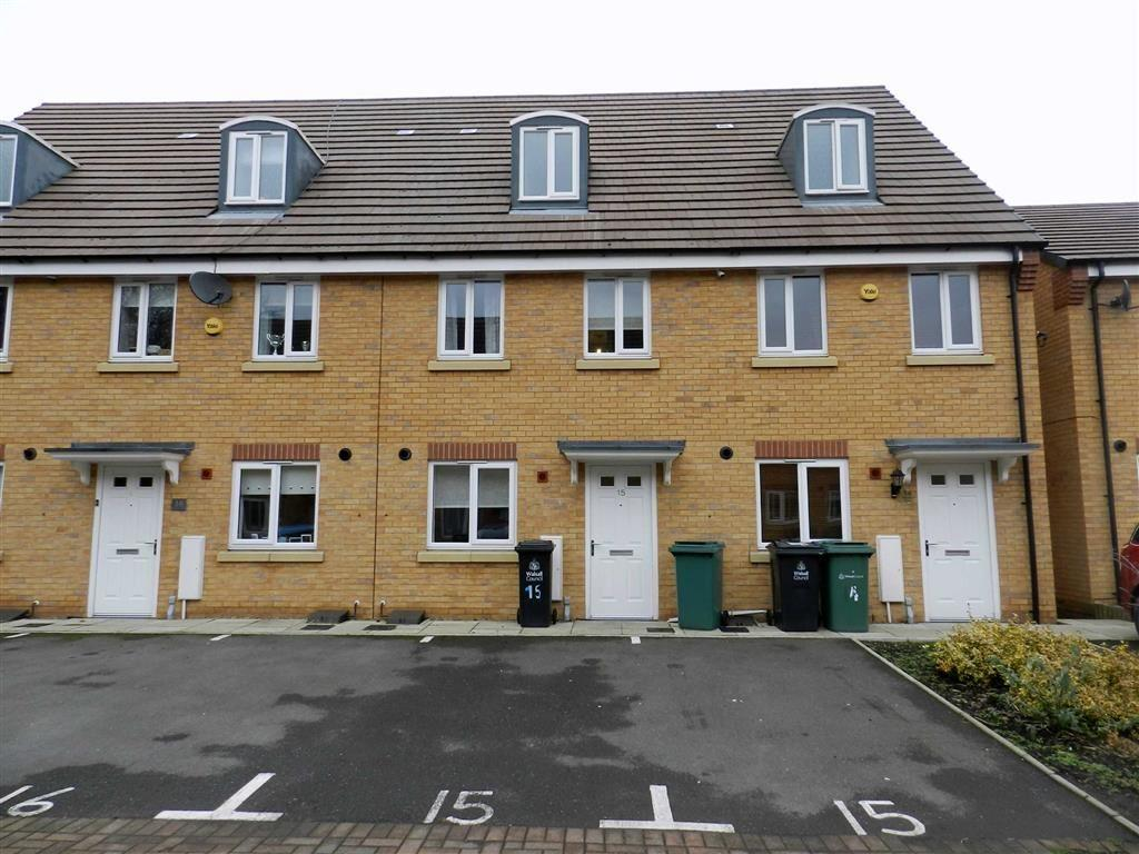 3 Bedrooms Town House for sale in Penmire Grove, Walsall, West Midalnds