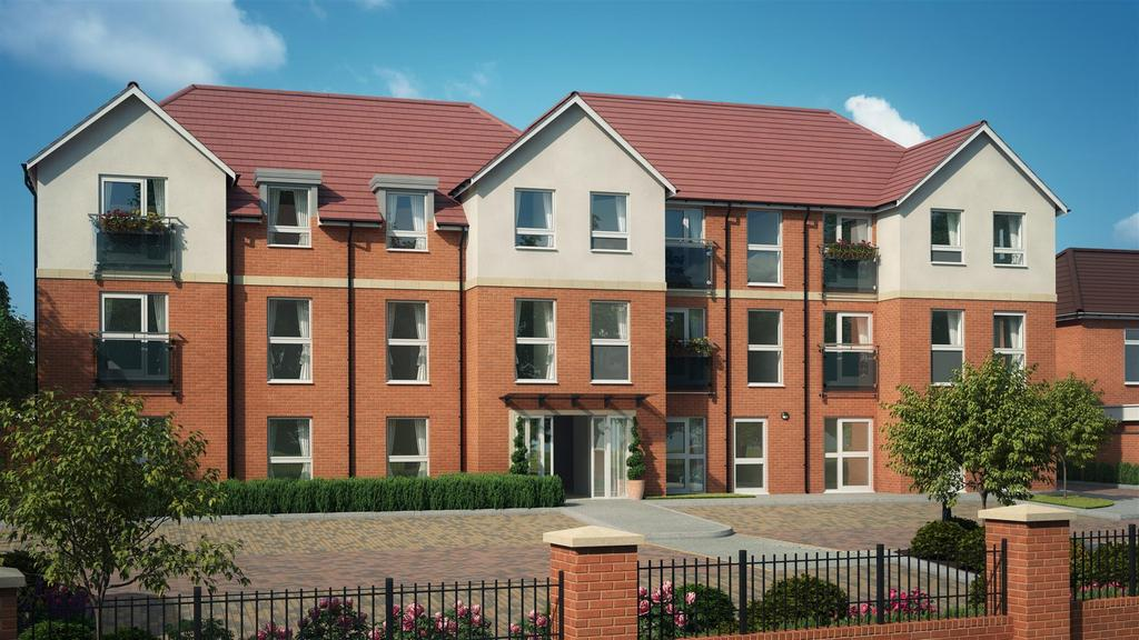 1 Bedroom Retirement Property for sale in Leighswood Road, Aldridge