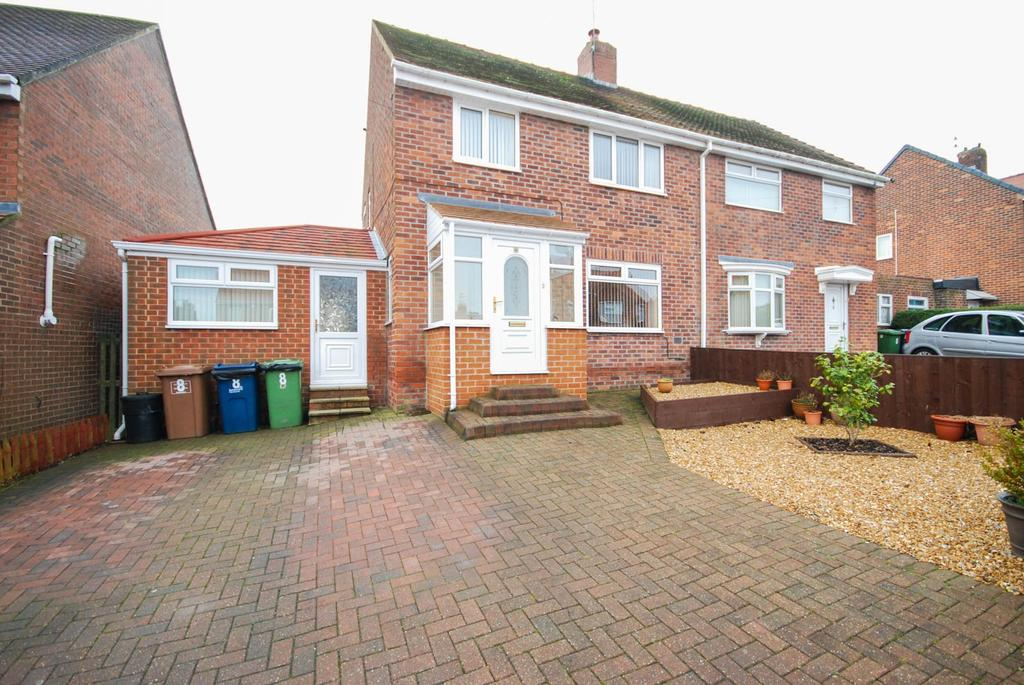 2 Bedrooms Semi Detached House for sale in Richmond, Ryhope