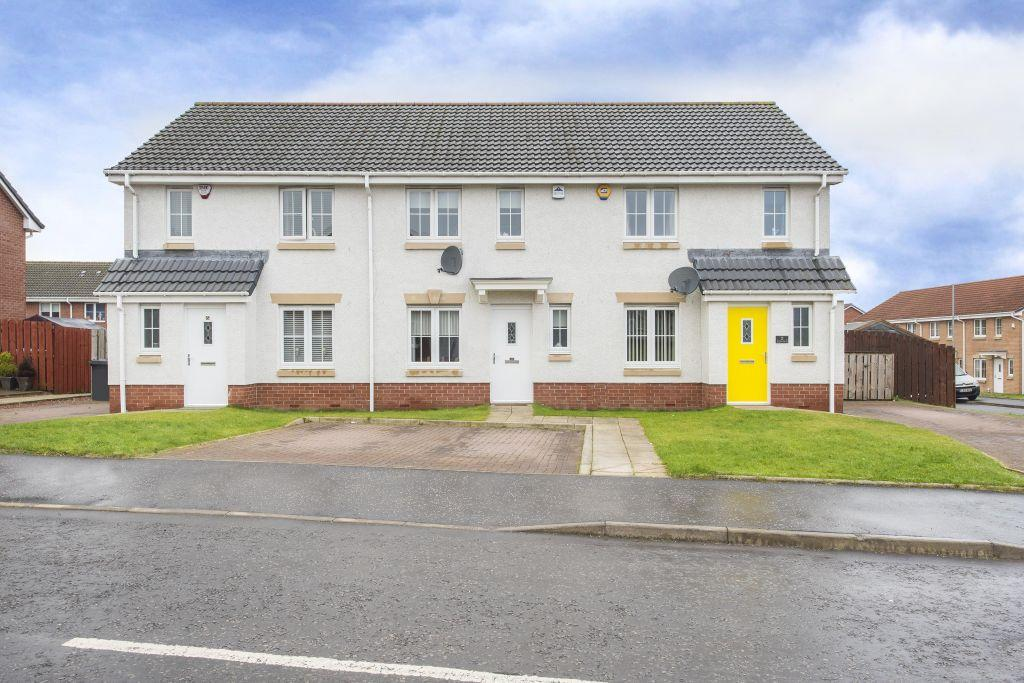 2 Bedrooms Villa House for sale in 4 Jenkins Court, Cambuslang, Glasgow, G72 8FJ