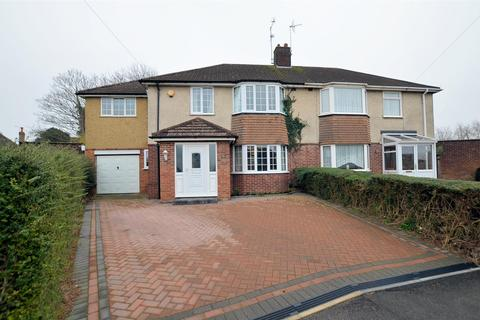 5 bedroom semi-detached house for sale - Beverley Road, Tilehurst, Reading