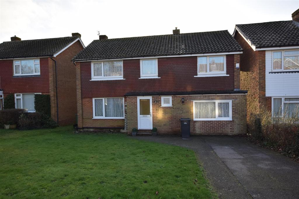5 Bedrooms Detached House for sale in Hastings