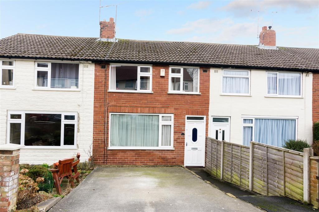3 Bedrooms Terraced House for sale in Springfield Rise, Horsforth