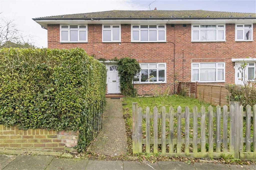 2 Bedrooms Maisonette Flat for sale in Crayke Hill, Chessington, Surrey