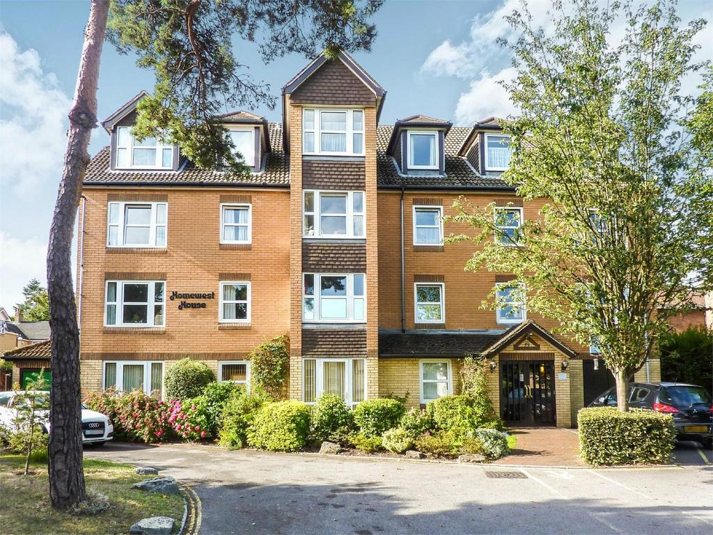 1 Bedroom Flat for sale in Homewest House, 35 Poole Road, Westbourne, Bournemouth, Dorset