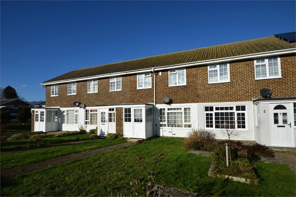 3 Bedrooms Terraced House for sale in Laburnum Walk, Hampden Park, East Sussex