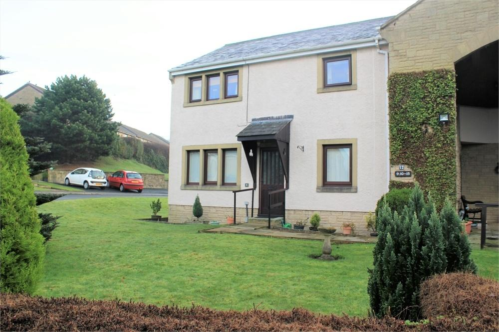 2 Bedrooms Flat for sale in 9 Manorfields, Whalley, Lancashire