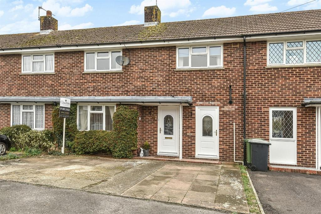 2 Bedrooms Terraced House for sale in Winchester, Hampshire