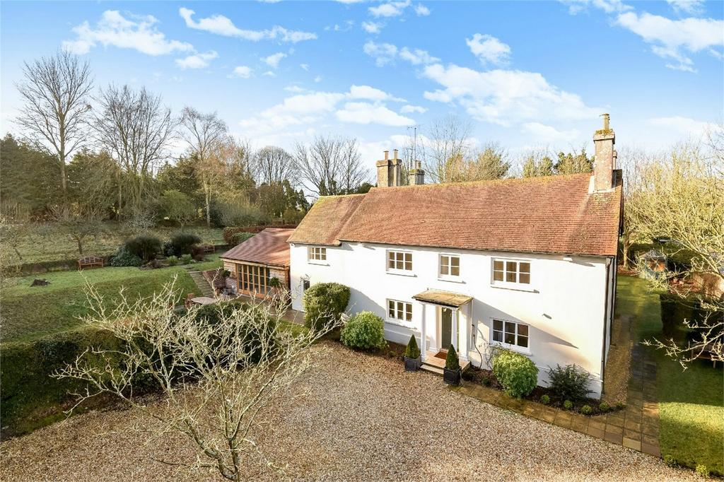 5 Bedrooms Detached House for sale in Winchester, Hampshire