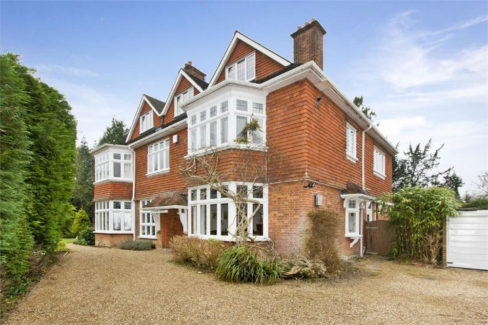 2 Bedrooms Flat for sale in Quinta House, Frant Road, TUNBRIDGE WELLS, Kent