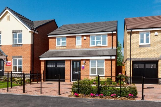 3 Bedrooms Detached House for sale in Plot 4, Mere Park Gardens Stafford Road, Newport, TF10 7RA