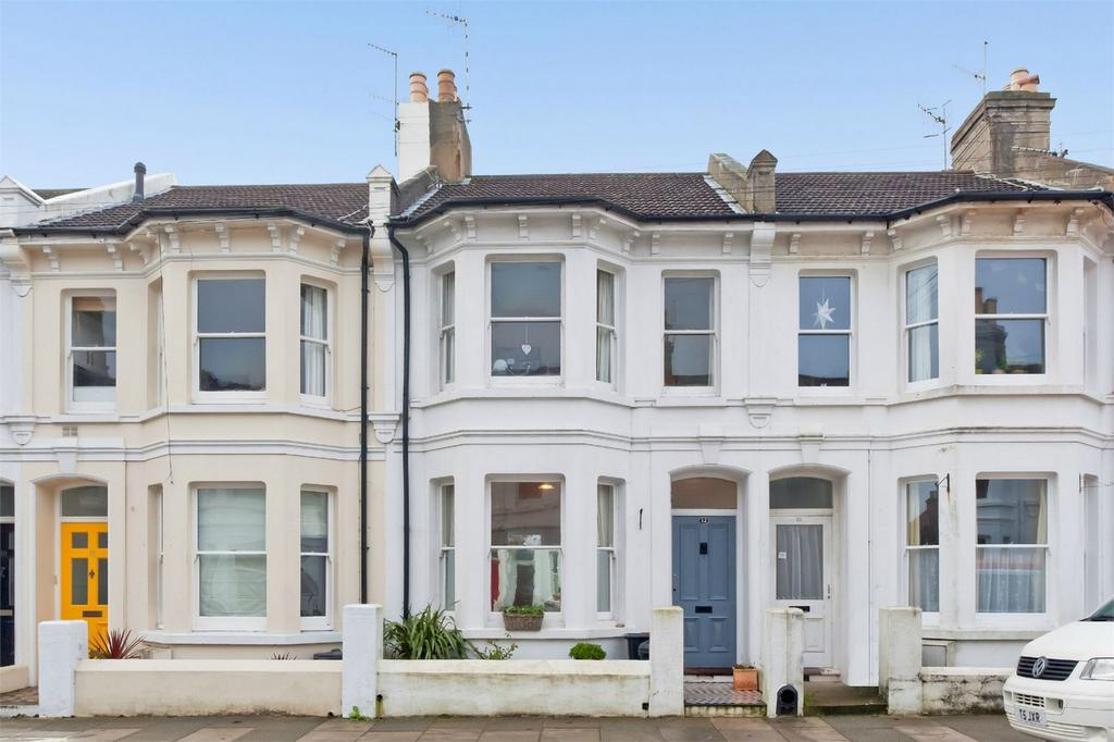 3 Bedrooms Terraced House for sale in Exeter Street, BRIGHTON, East Sussex