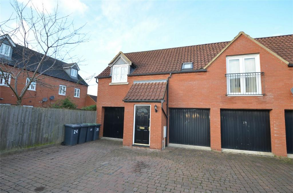 2 Bedrooms Semi Detached House for sale in Birch Grove, LOWER STONDON, Bedfordshire