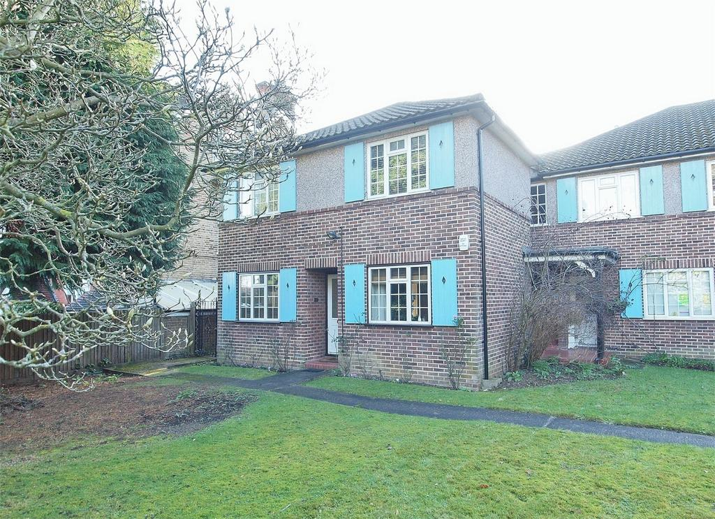 2 Bedrooms Maisonette Flat for sale in Curzon Court, 19 Beckenham Grove, Shortlands, Bromley