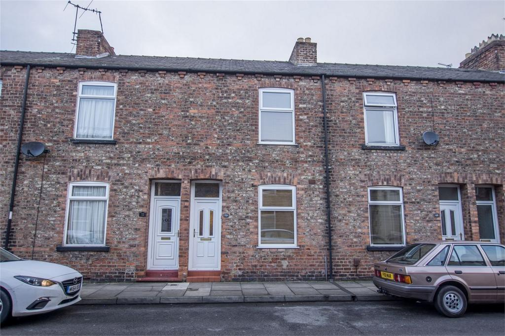 2 Bedrooms Terraced House for sale in Gladstone Street, Acomb, YORK