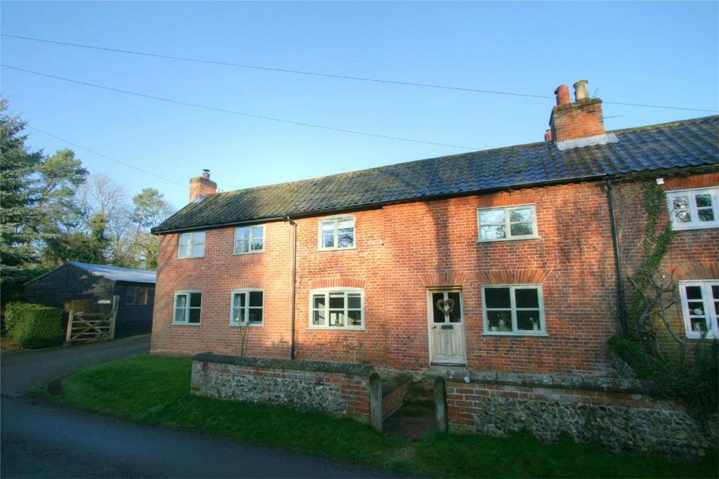4 Bedrooms Cottage House for sale in Stacksford, Old Buckenham, ATTLEBOROUGH, Norfolk
