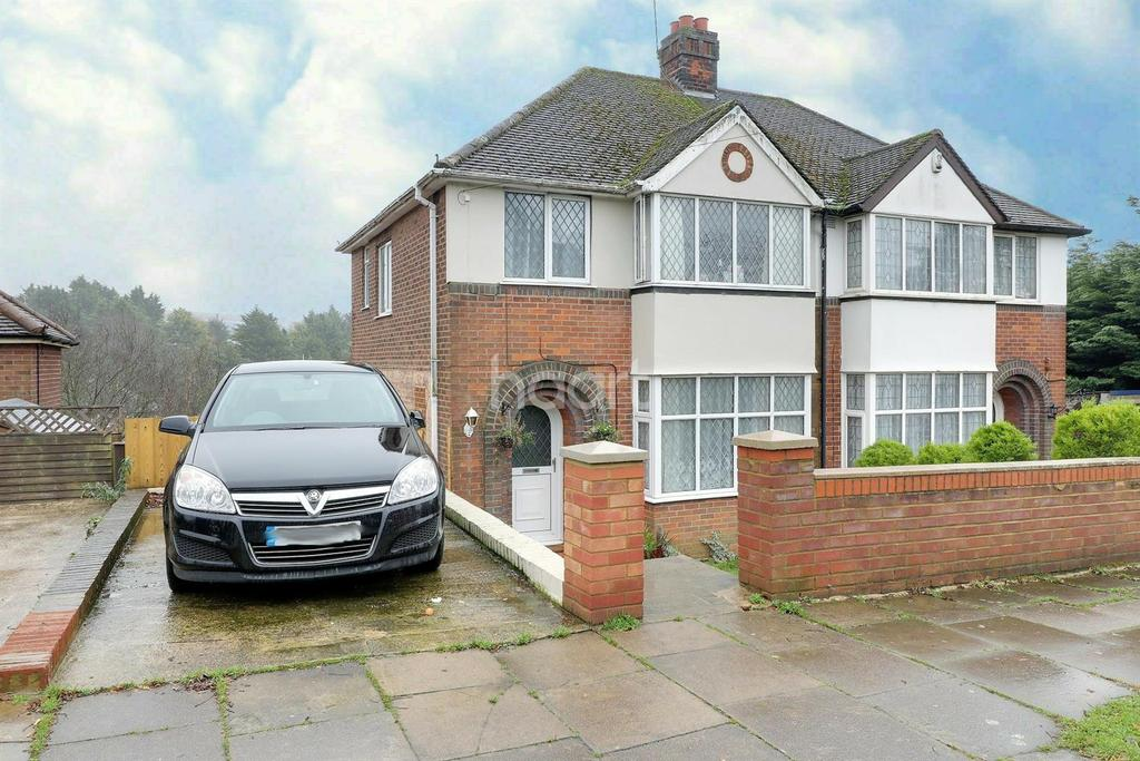 3 Bedrooms Semi Detached House for sale in Trending In Stopsley