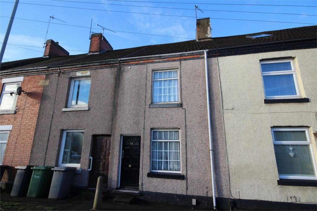 2 Bedrooms Terraced House for sale in Leicester Road, Bedworth, Warwickshire
