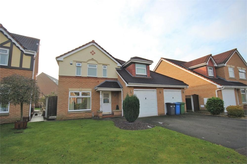 4 Bedrooms Detached House for sale in Nevada Close, Great Sankey, WARRINGTON, Cheshire