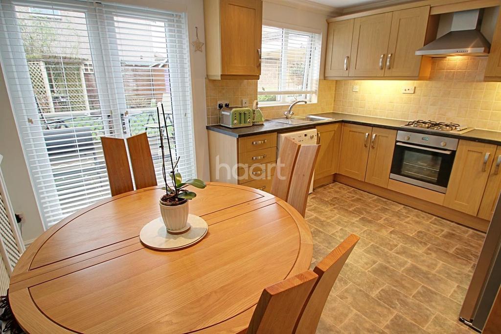 3 Bedrooms Semi Detached House for sale in Brook Gardens, Glen Parva, Blaby