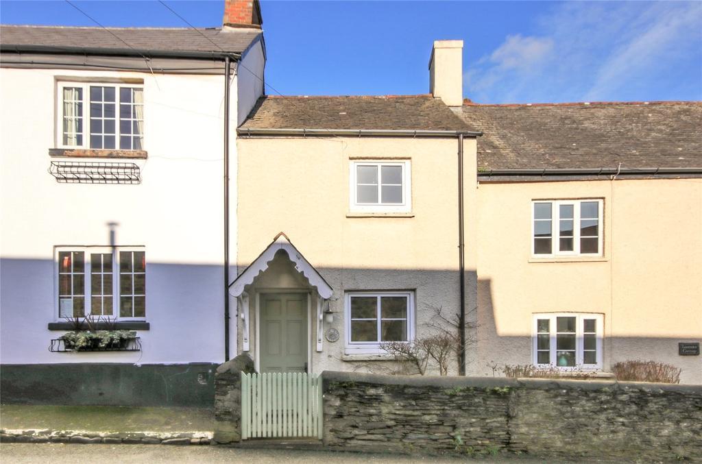 1 Bedroom Terraced House for sale in Frogmore, Kingsbridge, Devon, TQ7