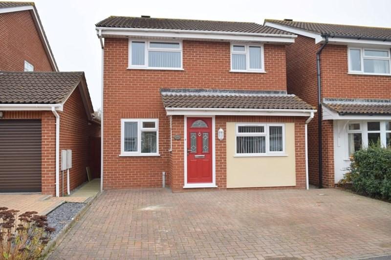 3 Bedrooms Detached House for rent in Finches Way, Burnham-On-Sea