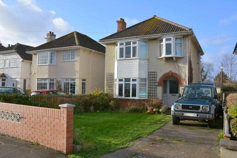3 Bedrooms Detached House for sale in Main Road, West Huntspill