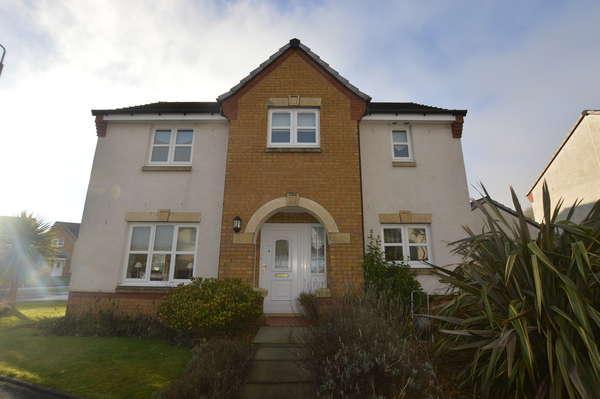 2 Bedrooms Detached House for sale in 6 Sharlee Wynd, West Kilbride, KA23 9FD