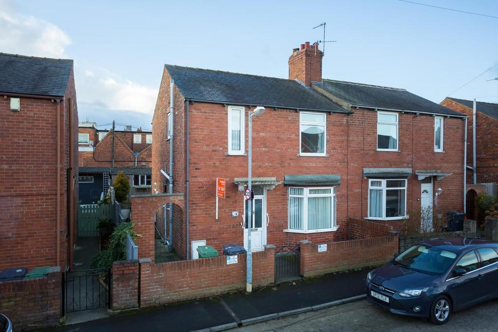 3 Bedrooms Semi Detached House for sale in Carrington Avenue, Poppleton Road, York