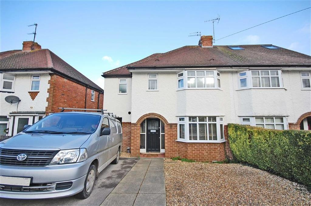 4 Bedrooms Semi Detached House for sale in Brookway Drive, Charlton Kings, Cheltenham, GL53