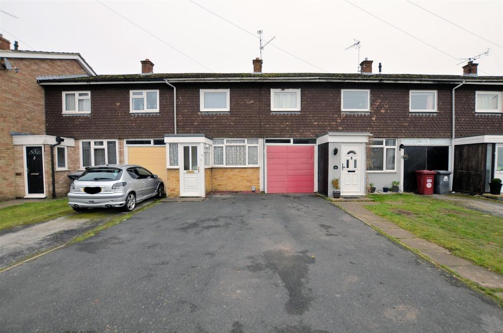 3 Bedrooms Terraced House for sale in Corwen Road, Tilehurst, Reading