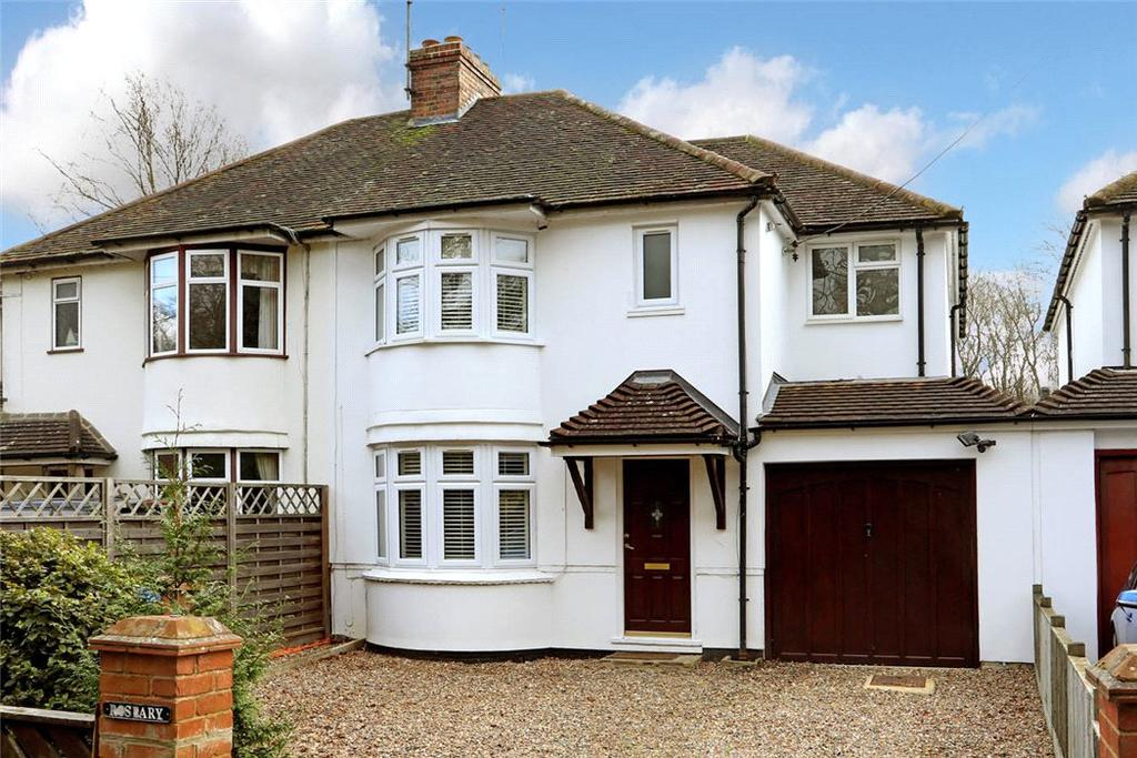 4 Bedrooms Semi Detached House for sale in Forest Road, Ascot, Berkshire, SL5