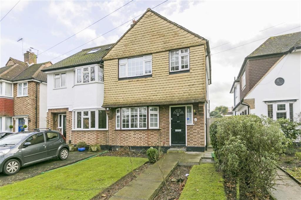 3 Bedrooms End Of Terrace House for sale in Worcester Park Road, Worcester Park, Surrey