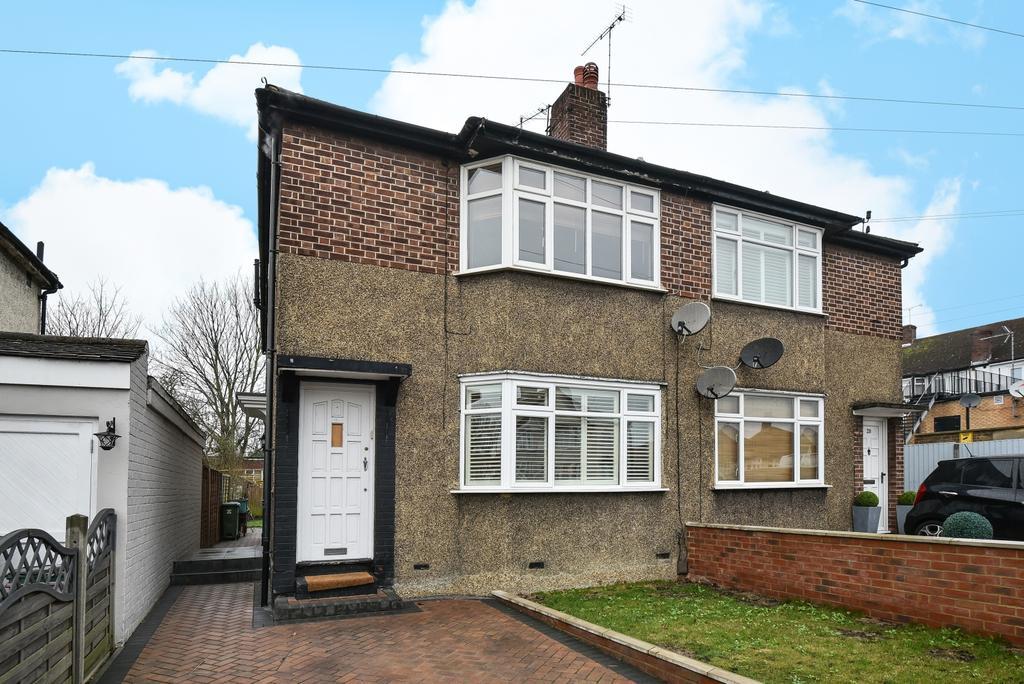 2 Bedrooms Maisonette Flat for sale in Penhill Road Bexley DA5