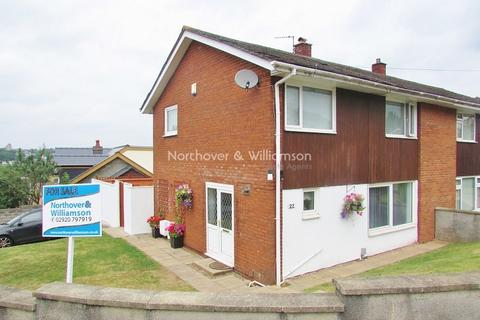 3 bedroom semi-detached house for sale - Hatherleigh Road, Rumney, Cardiff, Cardiff. CF3