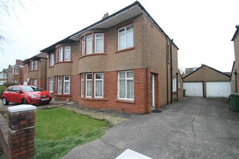 3 bedroom semi-detached house for sale - St. Malo Road, Heath, Cardiff
