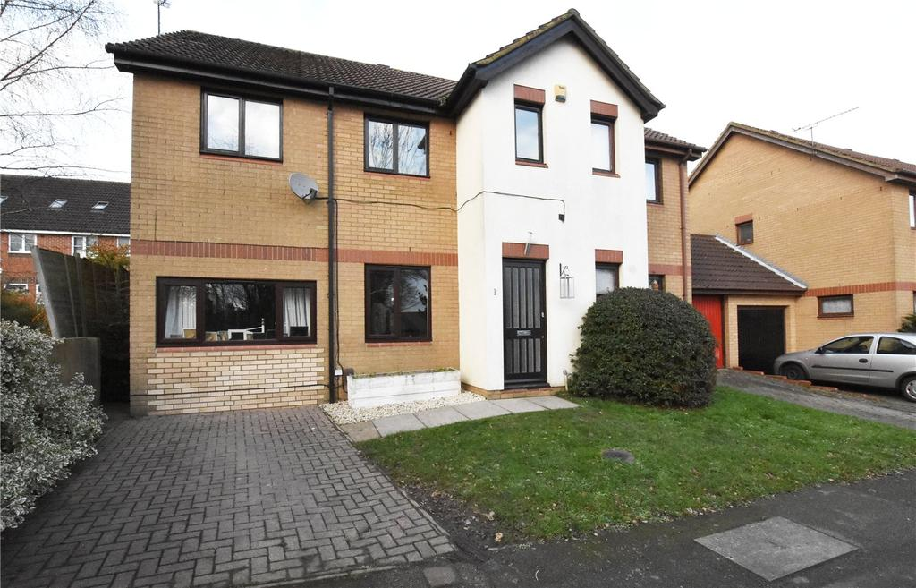 3 Bedrooms Semi Detached House for sale in Repton Green, St. Albans, Hertfordshire