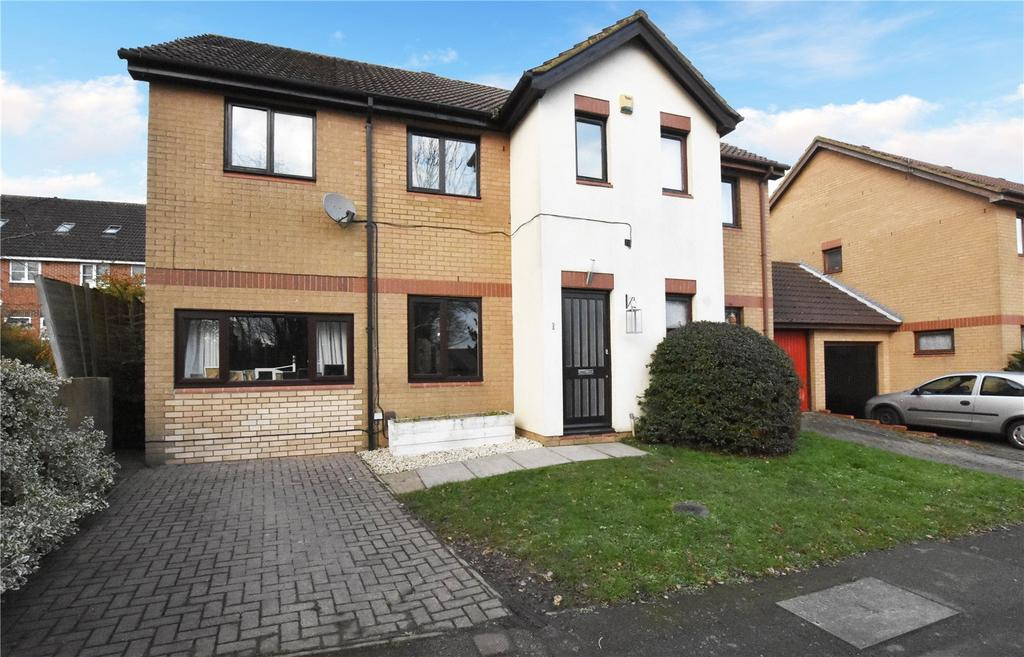 4 Bedrooms Semi Detached House for sale in Repton Green, St. Albans, Hertfordshire