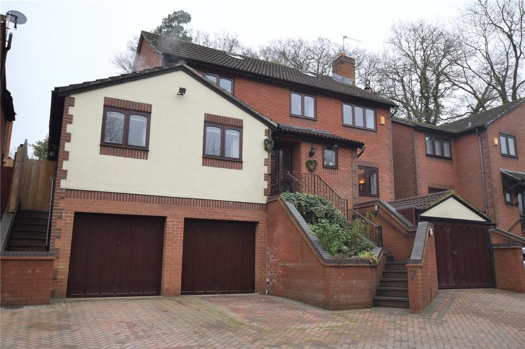 6 Bedrooms Detached House for sale in Finch Way, Burghfield Common, Reading, Berkshire, RG7