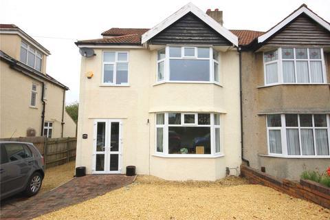 4 bedroom semi-detached house for sale - Abbey Road, Westbury-On-Trym, Bristol, BS9