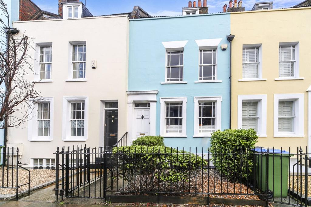 3 Bedrooms Terraced House for sale in Greenwich South Street, Greenwich, London, SE10