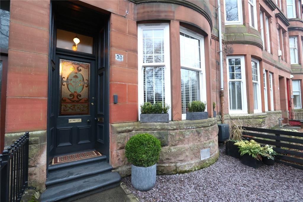 1 Bedroom Apartment Flat for sale in Main Door, Victoria Park Drive South, Victoria Park, Glasgow