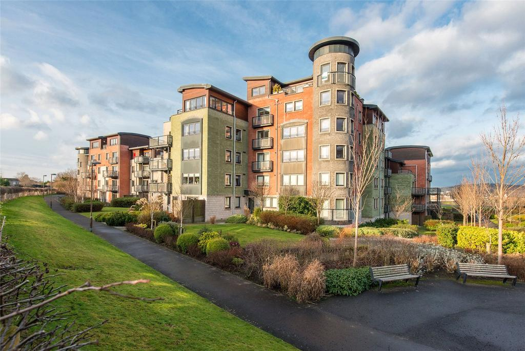 3 Bedrooms Apartment Flat for sale in Meggetland Square, Edinburgh, Midlothian