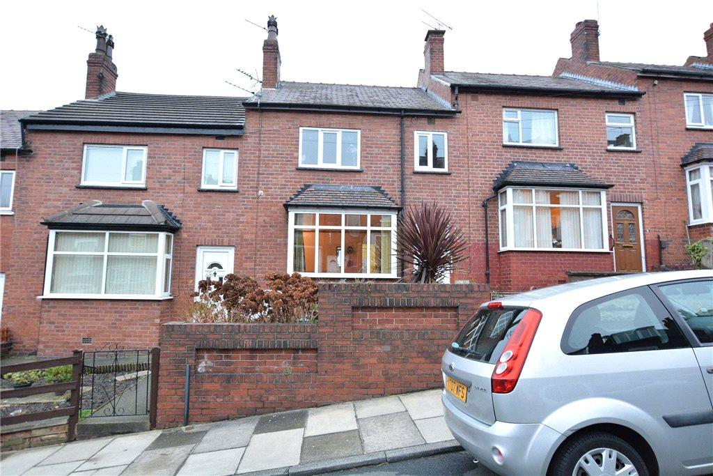 3 Bedrooms Terraced House for sale in Norman Mount, Leeds, West Yorkshire