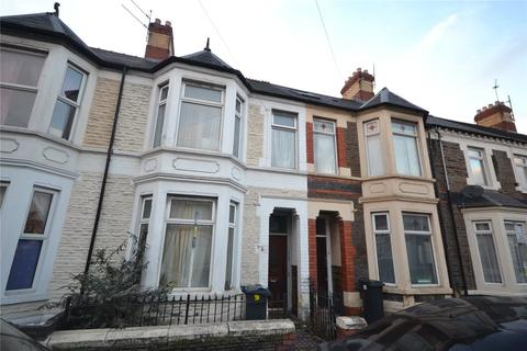 4 bedroom terraced house for sale - Mackintosh Place, Cathays, Cardiff, CF24