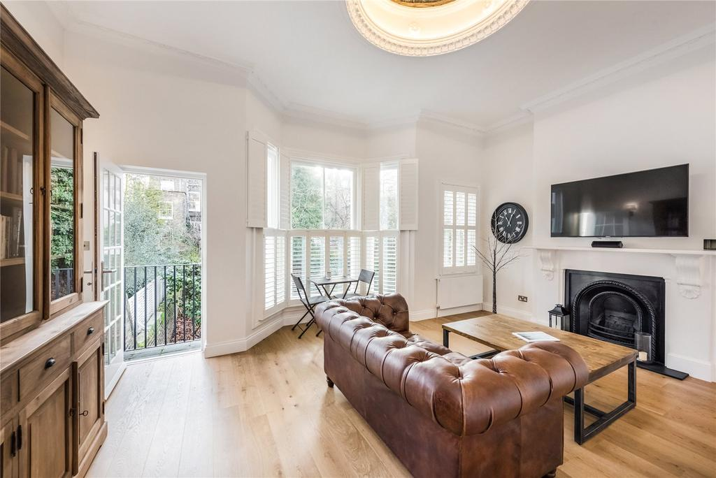 2 Bedrooms Flat for sale in Cathcart Road, London, SW10