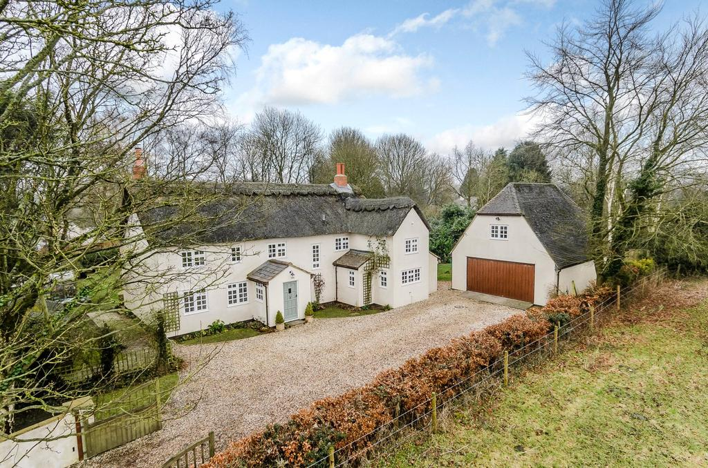 5 Bedrooms Detached House for sale in East Grafton, Marlborough, Wiltshire