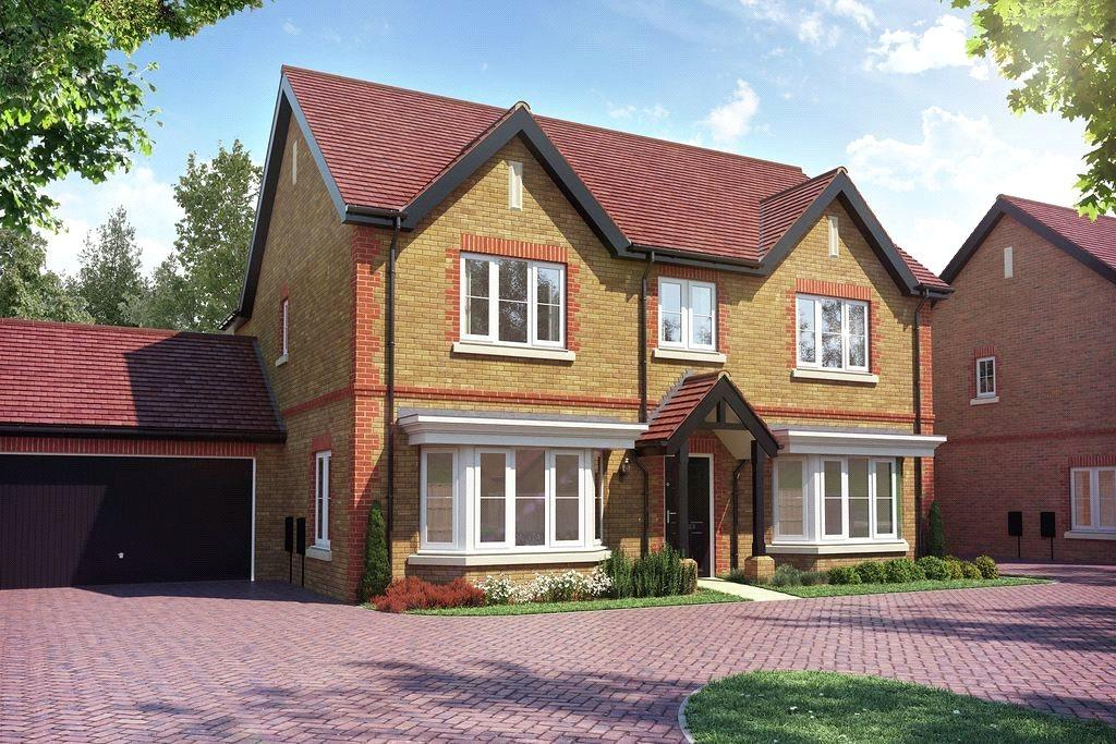 4 Bedrooms Detached House for sale in Farriers Rise, Bishops Lane, Ringmer, East Sussex